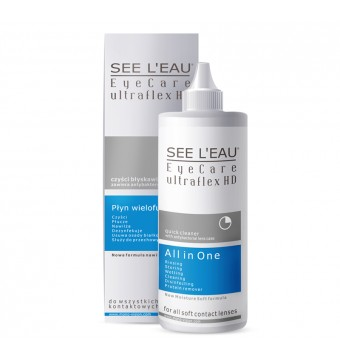 SEE L'EAU EyeCare ultraflex HD 360 ml