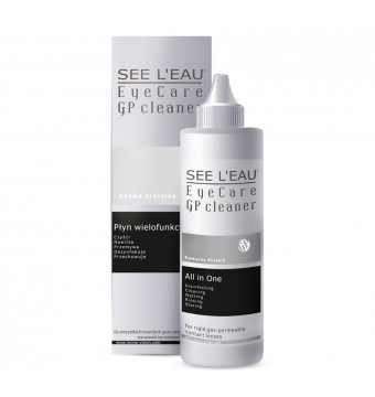 SEE L'EAU EyeCare GP Cleaner 240 ml