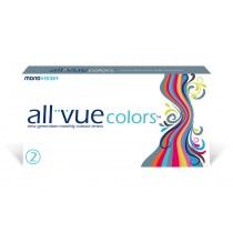 MonoVision All Vue Colors 1 sztuka WYPRZEDAŻ