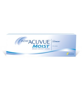 Acuvue 1-DAY MOIST 30 sztuk