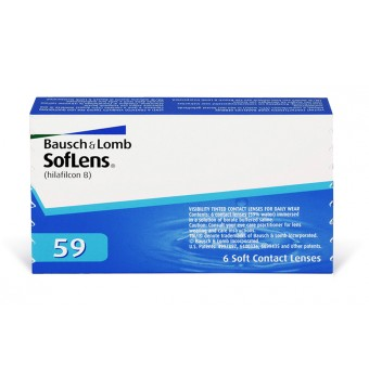 SofLens Comfort (Soflens 59) 6 sztuk