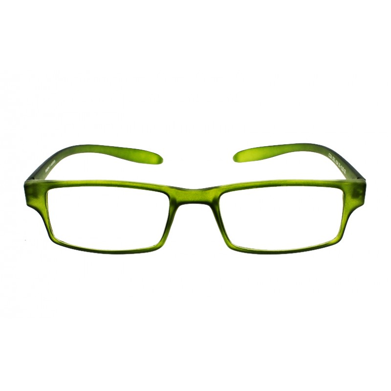 ICON SEE i104 GREEN - Okulary do czytania