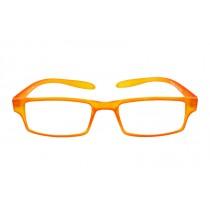 ICON SEE i104 ORANGE - Okulary do czytania