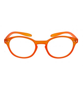 ICON SEE i103 ORANGE - Okulary do czytania