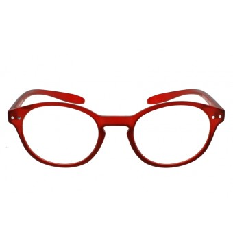 ICON SEE i103 RED - Okulary do czytania