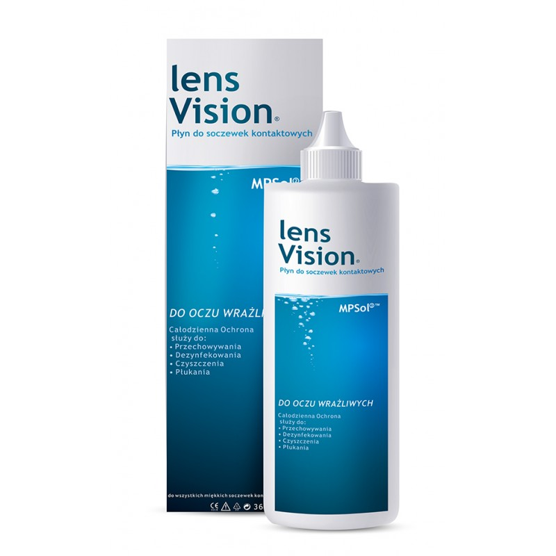 lensVision MPSol 120 ml