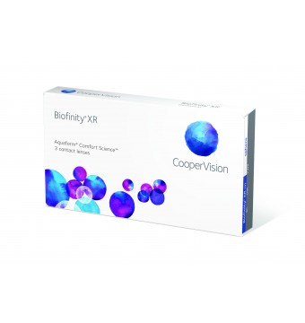 Biofinity XR 3 sztuki