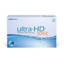 MonoVision Ultra HD Toric 3 sztuki