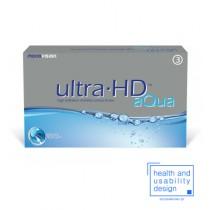 MonoVision Ultra HD Aqua 3 sztuki