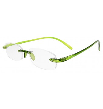 ICON SEE i106 GREEN - Okulary do czytania