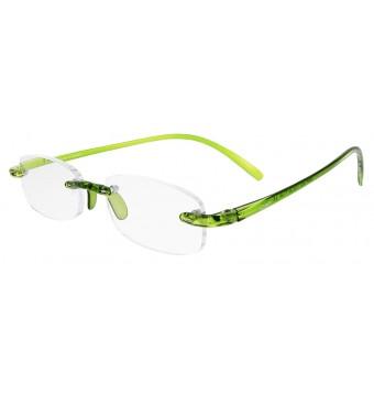 ICON SEE i106 GREEN - Okulary do czytania