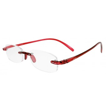 ICON SEE i106 RED - Okulary do czytania