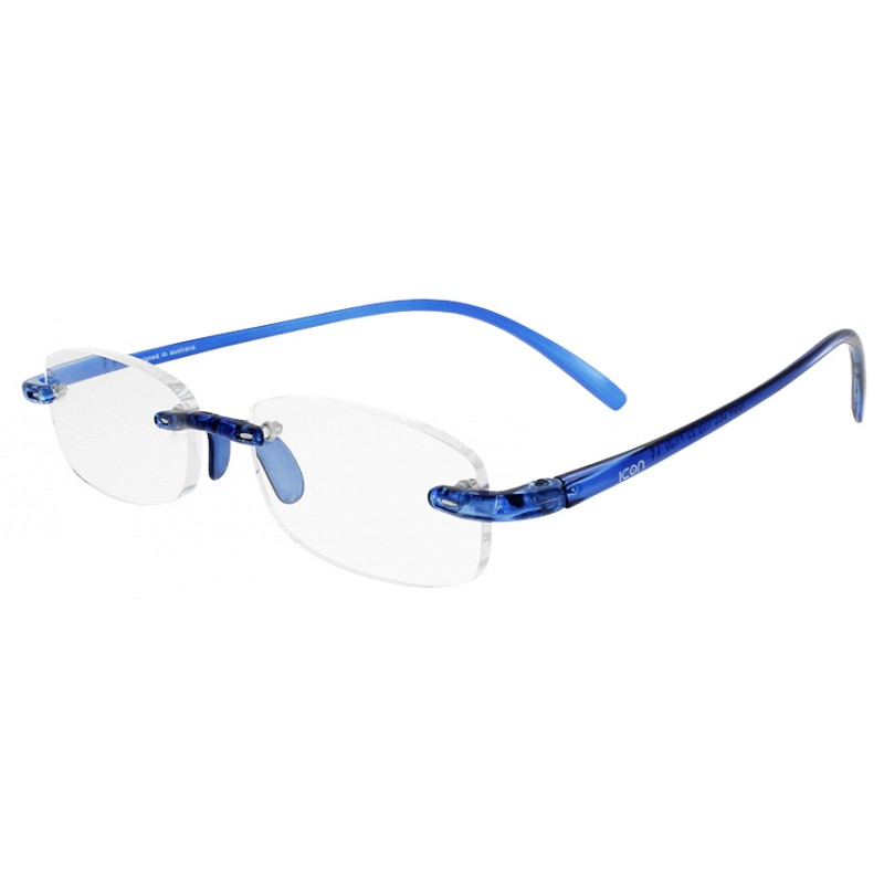 ICON SEE i106 BLUE - Okulary do czytania