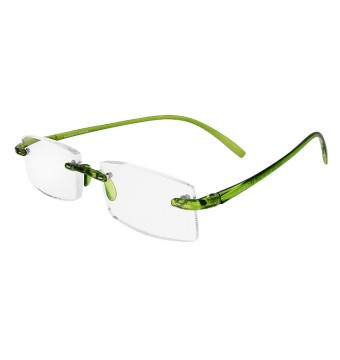 ICON SEE i105 GREEN - Okulary do czytania