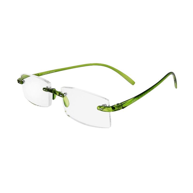 ICON SEE i105 GREEN - Okulary do czytania