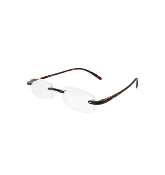ICON SEE i106 BROWN- Okulary do czytania