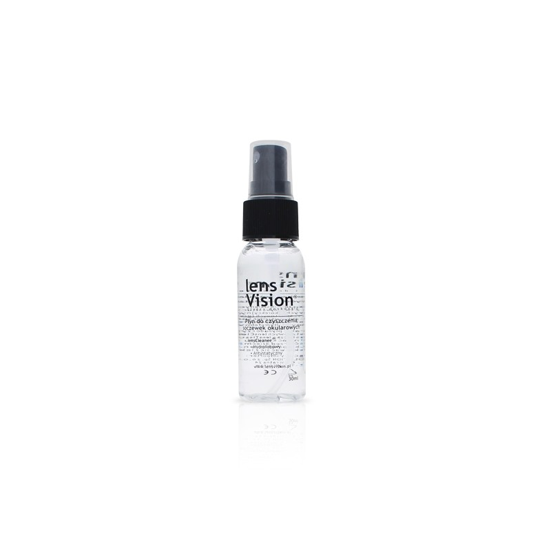lensCleaner - płyn do szkieł okularowych - 30 ml