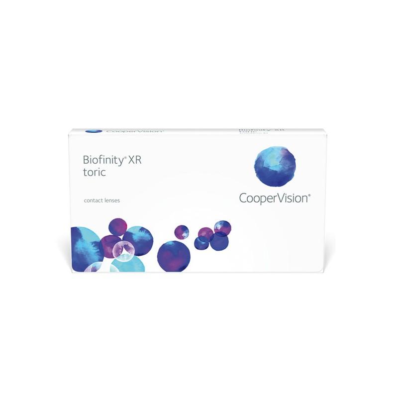 Biofinity Toric XR 3 sztuki