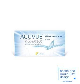 Acuvue Oasys  12 sztuk