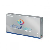MonoVision All Vue Colors Premium - 2 sztuki