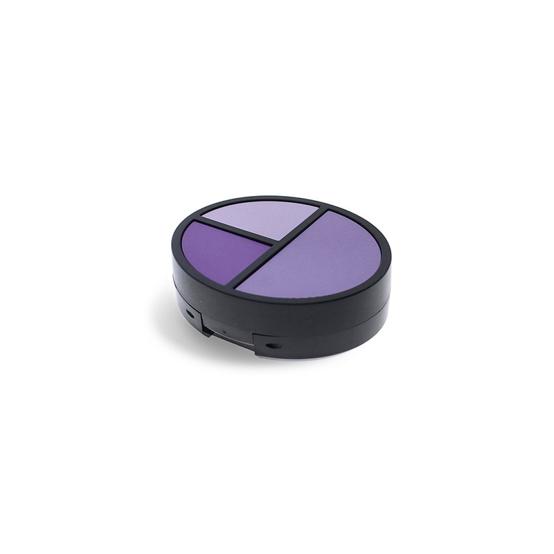 Kolorowe etui z pęsetą - Violet