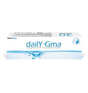 MonoVision Daily GMA  WYPRZEDAŻ 30 sztuk