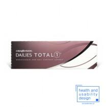 Dailies Total1 30 sztuk WYPRZEDAŻ