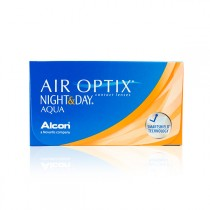 Air Optix Night&Day Aqua 3 sztuki