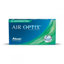 Air Optix for Astigmatism  6 sztuk