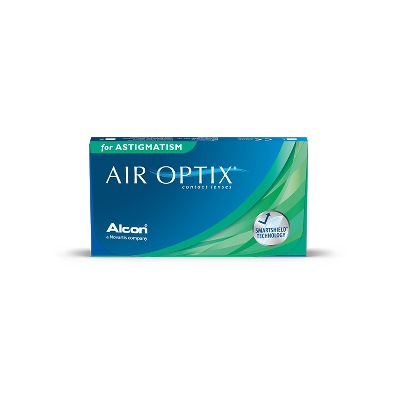 Air Optix for Astigmatism  6 sztuk