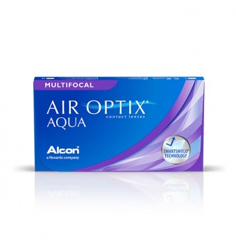 Air Optix Multifocal 6 sztuk