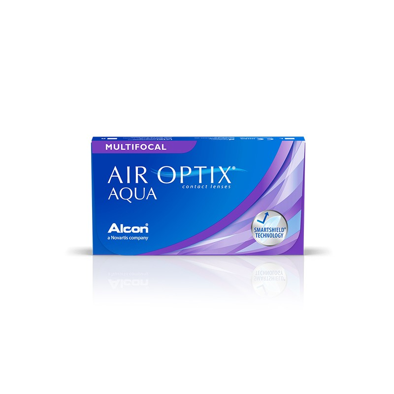 Air Optix Multifocal 3 sztuki