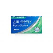 Air Optix PLUS HydraGlyde for Astigmatism 3 soczewki