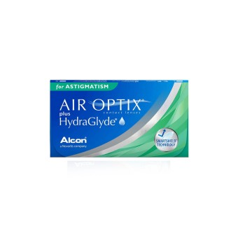 Air Optix PLUS HydraGlyde for Astigmatism 3 soczewki