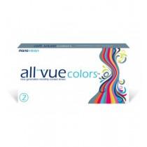 WYPRZEDAŻ MonoVision All Vue Colors 1 soczewka brown