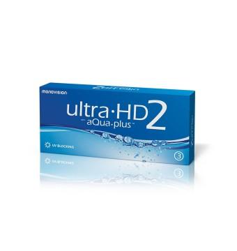 Ultra HD2 Aqua Plus ™ - 2za1 -  6 soczewek