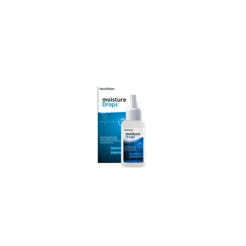 lensVision moistureDrops 15 ml