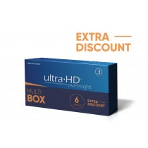 MonoVision Ultra HD Overnight ™ - MultiBOX 6 soczewek