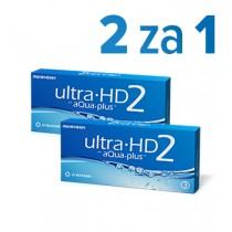 Ultra HD2 Aqua Plus ™ - 2za1 - 6 sztuk